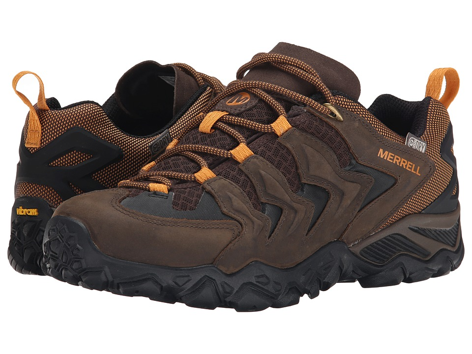 Merrell - Chameleon Shift Ventilator Waterproof (Bitter Root) Men's Shoes