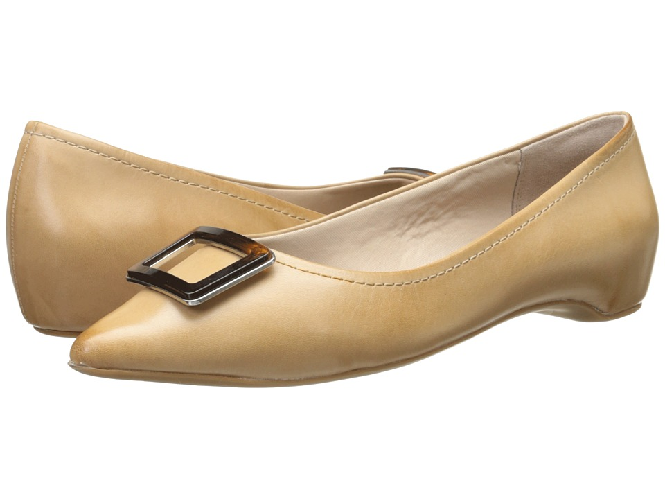 Rockport - Total Motion 30mm Buckle (Burnish Nude Calf) Women's 1-2 inch heel Shoes