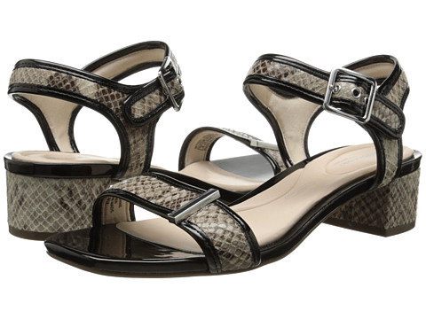 Rockport - Total Motion 40mm Quarter Strap (Roccia Python) High Heels