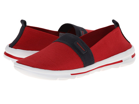 Rockport - XCS Rock On Air Comfort Slip-on (Red Berry Gore Washable) Women