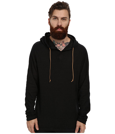 Volcom - Burnt Burnout Thermal (Black) Men
