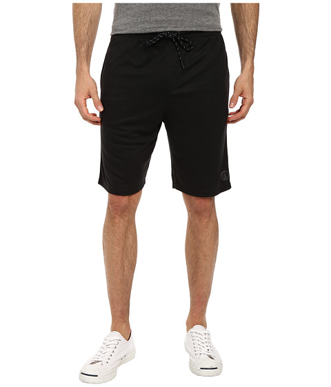 Volcom - Romer Short (Black Heather) Men