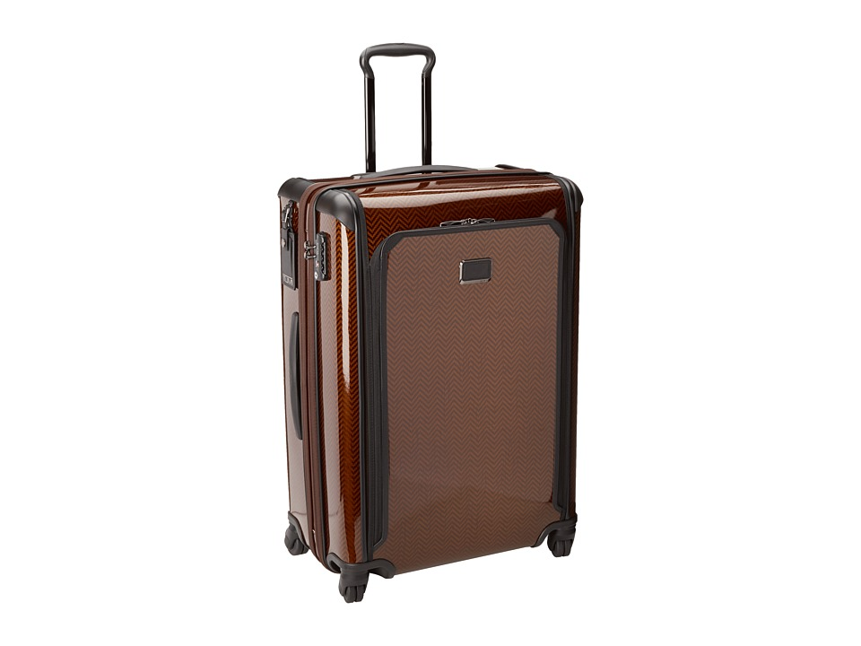 Tumi - Tegra-Lite Max Large Trip Expandable Packing Case (Herringbrown) Pullman Luggage