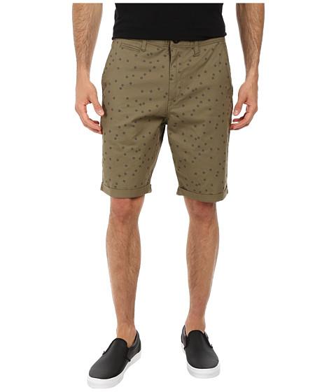 Volcom - Allada Short (Teak) Men's Shorts