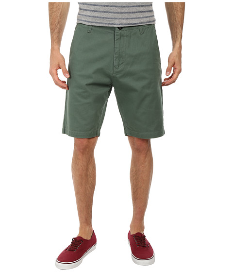 Volcom - Faceted Short (Cedar Green) Men's Shorts