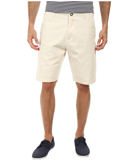 Volcom - Faceted Short (Silver Birch) Men's Shorts