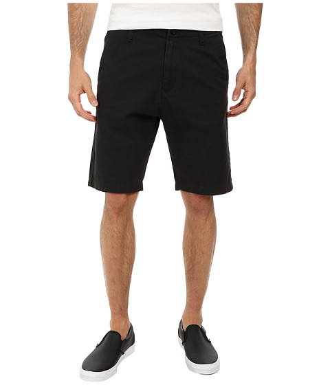 Volcom - Faceted Short (Black) Men's Shorts