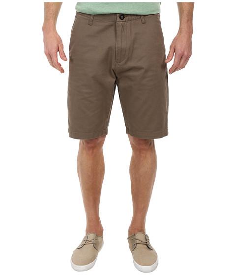 Volcom - Faceted Short (Mushroom) Men's Shorts