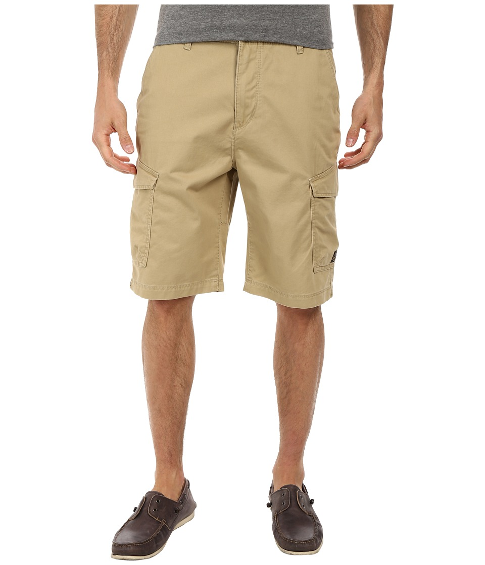 Volcom - Fieldstone Cargo Short (Khaki) Men's Shorts