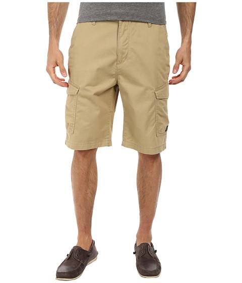 Volcom - Fieldstone Cargo Short (Khaki) Men's Shorts