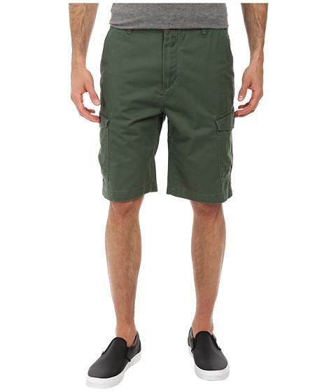 Volcom - Fieldstone Cargo Short (Olive) Men's Shorts