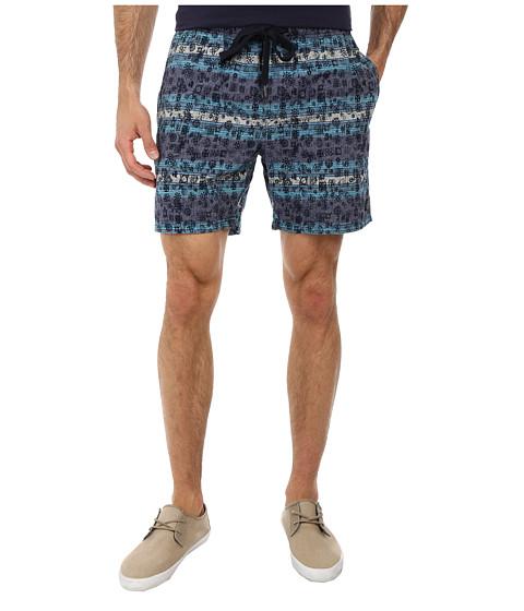 Volcom - Questo Short (Navy) Men's Shorts