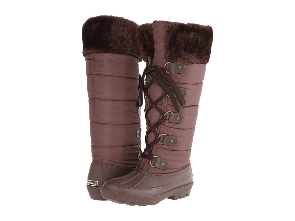 Dirty Laundry - Blackfrost (Dark Brown) Women's Lace-up Boots