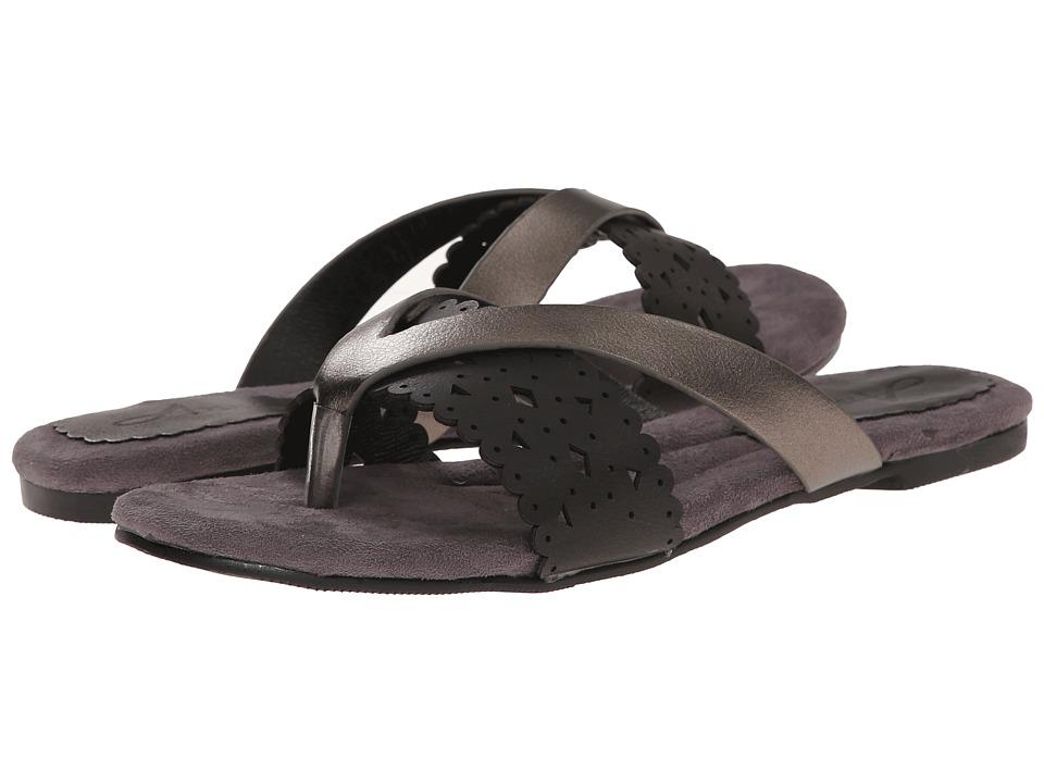 Annie - Steph (Black) Women's Sandals