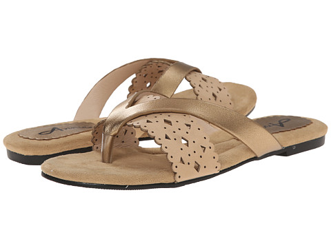 Annie - Steph (Natural) Women's Sandals