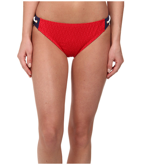 Sperry Top-Sider - Ahoy, Matey Hipster Bottom (Ruby) Women's Swimwear