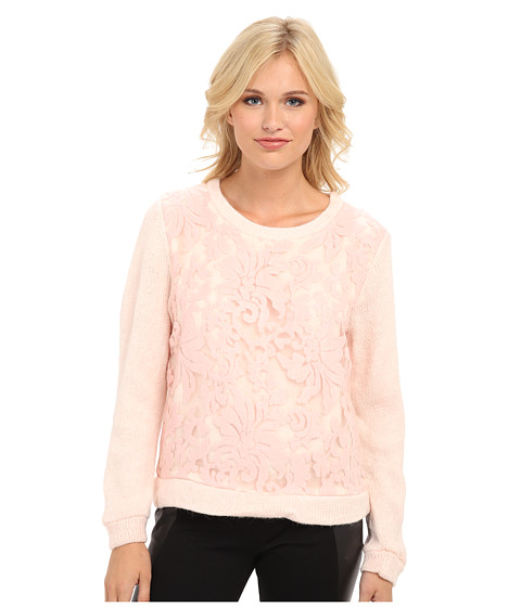 MINKPINK - Daydreamer Believer Jumper (Pink) Women