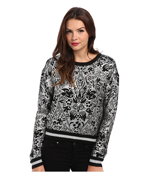 MINKPINK - Over The Moon Knit Jumper (Multi) Women