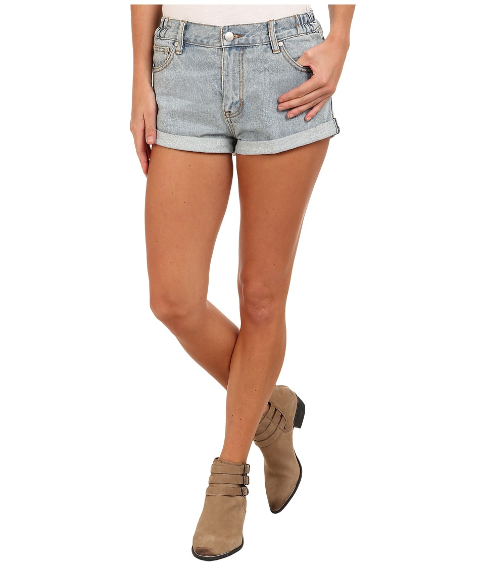 MINKPINK - Coasters Denim Short (Denim) Women