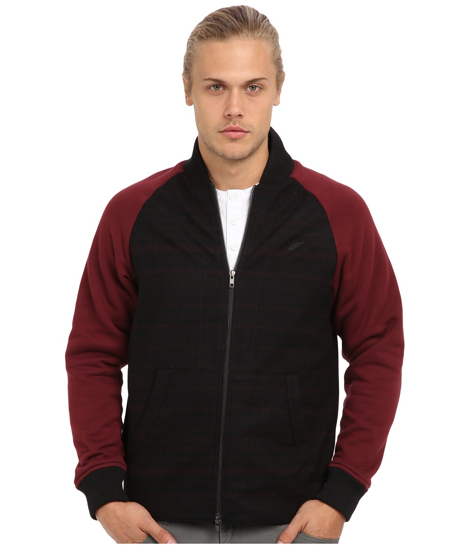 Publish - Blitz Jacket (Maroon) Men's Coat
