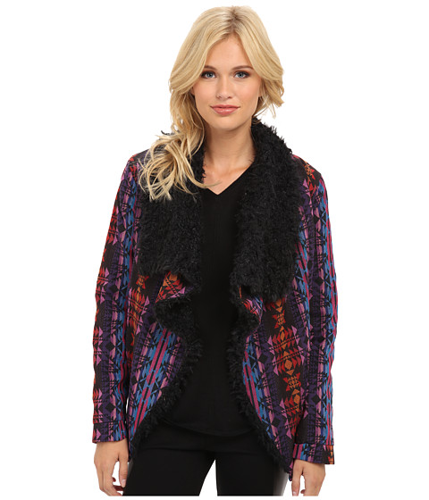 MINKPINK - Mystic Incense Jacket (Multi) Women's Jacket