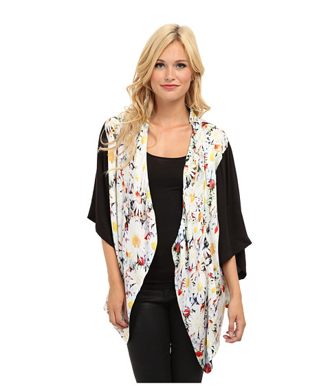 MINKPINK - Fool For You Kimono (Multi) Women's Blouse