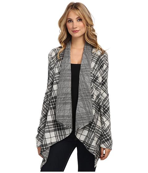 BB Dakota - Sonata Fleece Jacket (Black) Women's Jacket