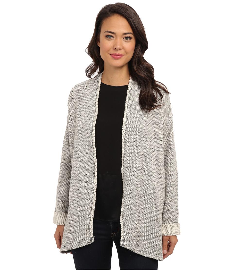 BB Dakota - Elody Fleece Jacket (Oatmeal Heather) Women