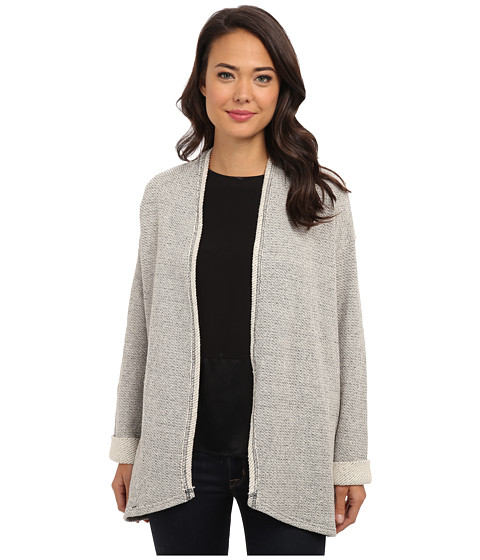 BB Dakota - Elody Fleece Jacket (Oatmeal Heather) Women's Sweater