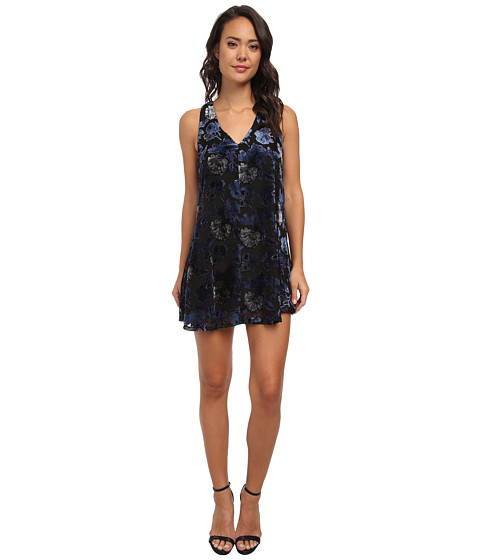 BB Dakota - Landon Dress (Overcast Blue) Women