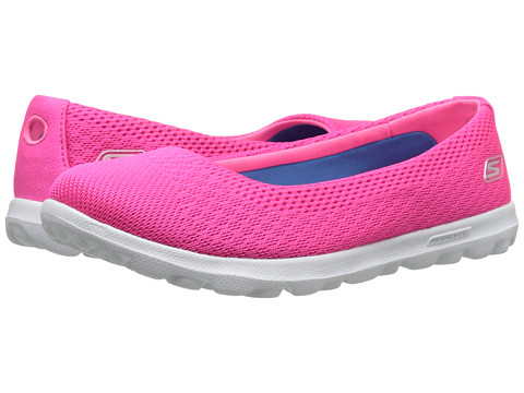 SKECHERS Performance - On The GO (Hot Pink) Women's Shoes