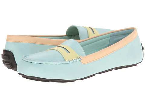 Annie - Drift (Pastel Multi) Women's Flat Shoes