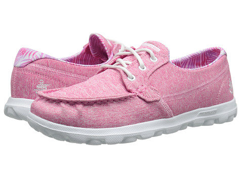 SKECHERS Performance - On The GO (Pink) Women's Shoes