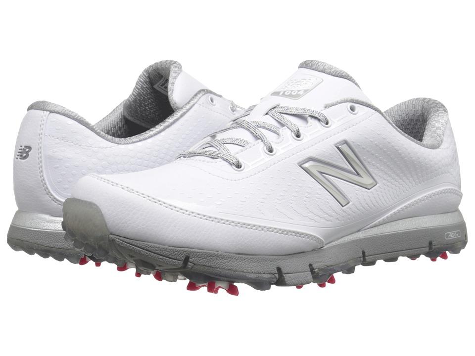 New Balance Golf NBGW1004 (White) Women