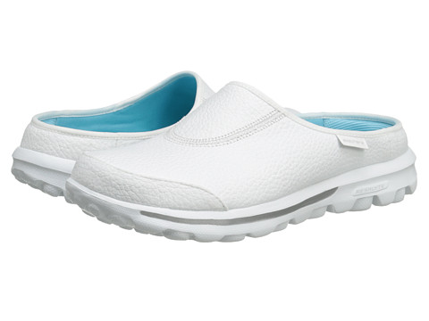 SKECHERS Performance - Go Walk - Free (White) Women