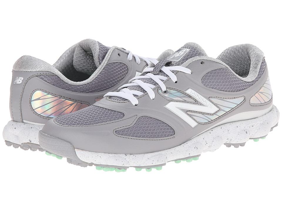 New Balance Golf NBGW1001 Minimus (Grey) Women