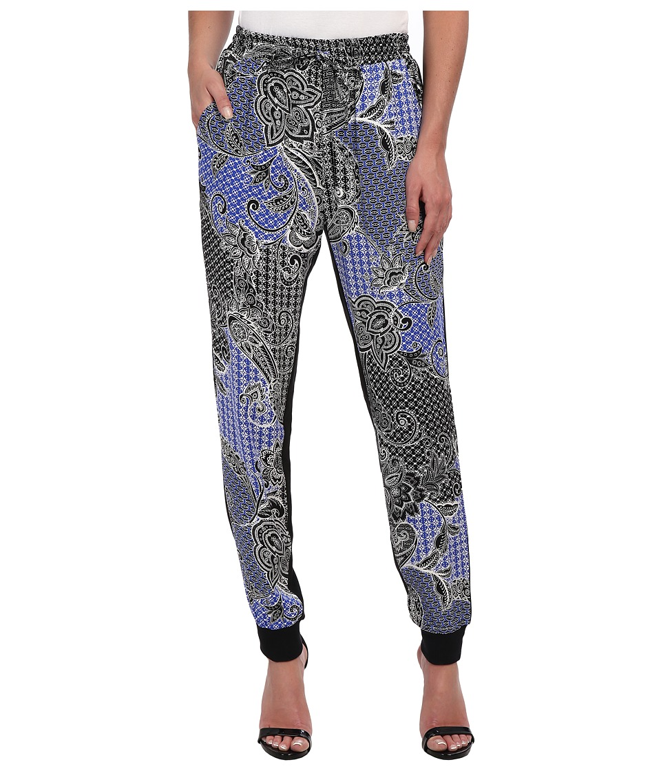 MINKPINK - Blue Echoes Pant (Multi) Women's Casual Pants