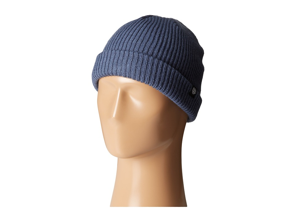 686 - Roll-Up Beanie (Indigo) Beanies