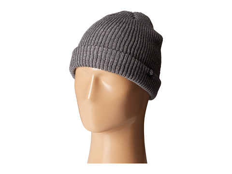 686 - Roll-Up Beanie (Charcoal Heather) Beanies