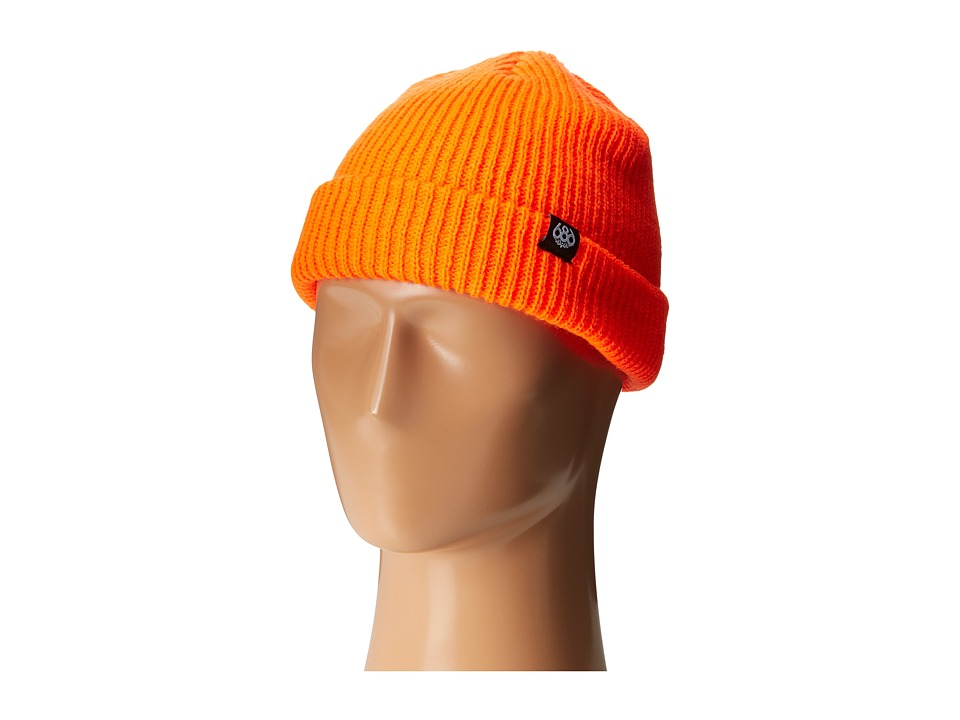 686 - Roll-Up Beanie (Safety Orange) Beanies