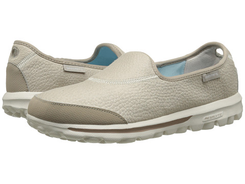 SKECHERS Performance - GO Walk - Aspire (Natural) Women