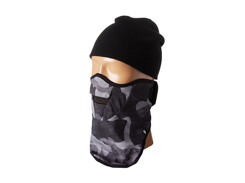 686 - Strap Face Mask (Gunmetal Canvas Camo) Knit Hats