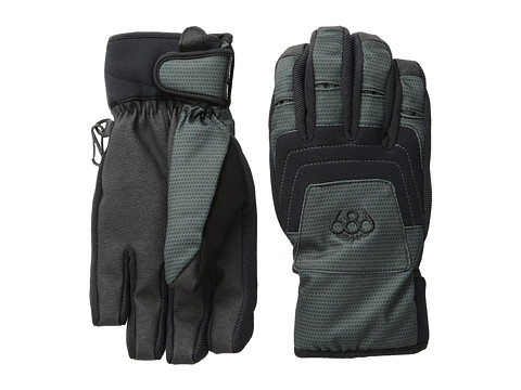 686 - Authentic Flex Glove (Black) Over-Mits Gloves