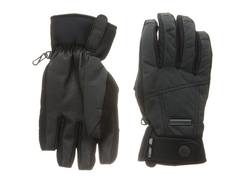 686 - Parklan Field Glove (Black Ripstop) Over-Mits Gloves