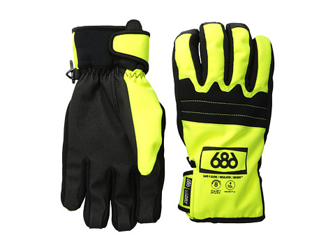 686 - Authentic Safety Glove (Green) Over-Mits Gloves