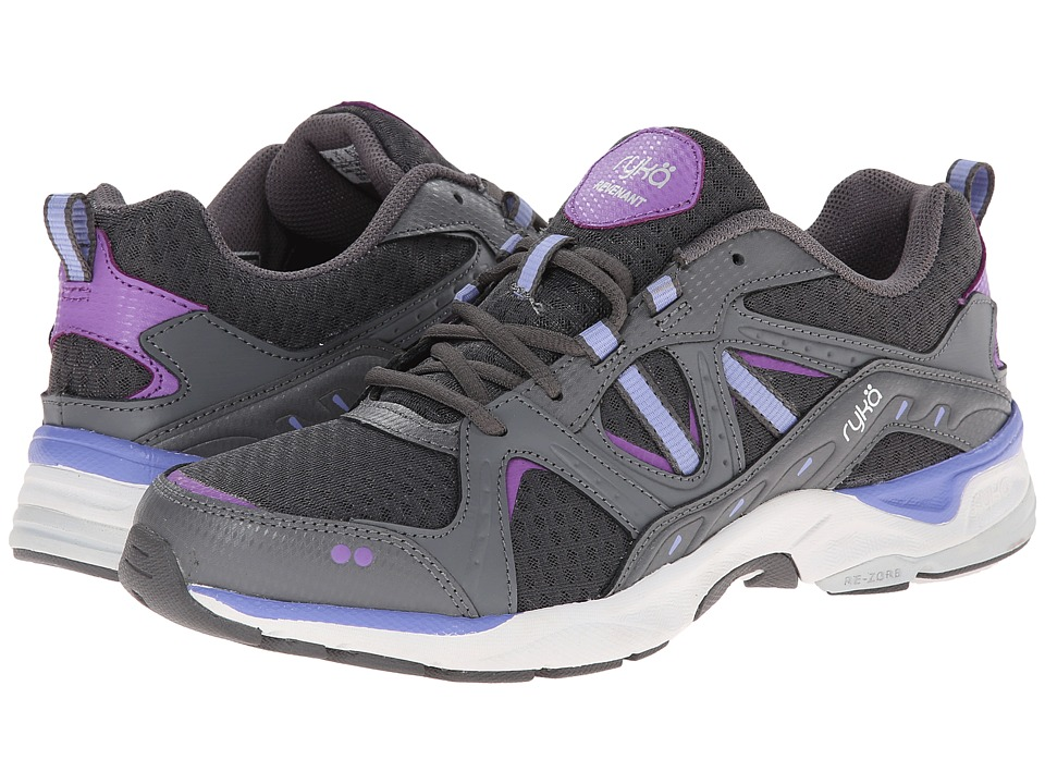 Ryka - Revenant (Steel Grey/Met Iron Grey/Iced Periwinkle/Deep Lilac) Women's Shoes