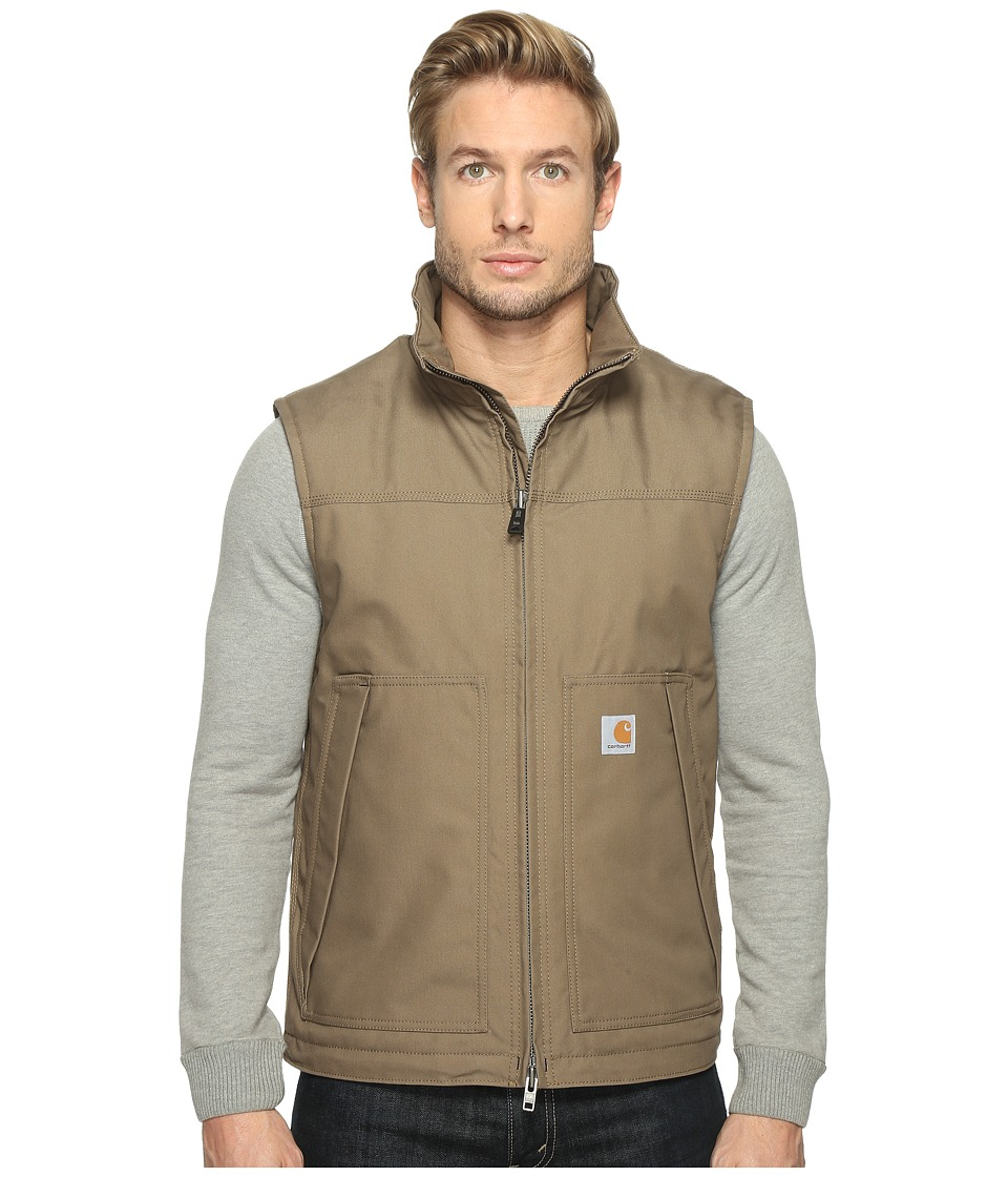 Carhartt - Quick Duck Jefferson Vest (Canyon Brown) Men's Vest