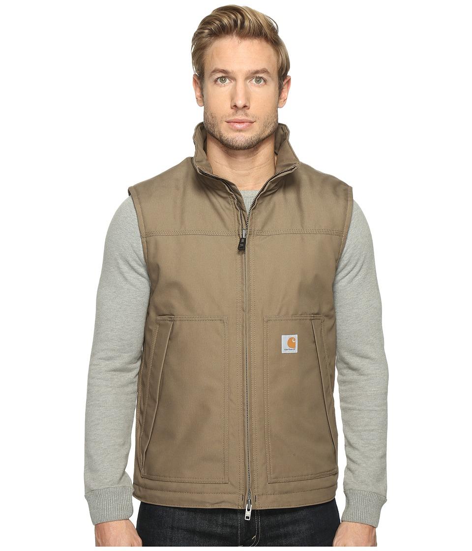 Carhartt - Quick Duck Jefferson Vest (Canyon Brown) Men's Vest