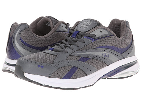 Ryka - Radiant Plus (Iron Grey/Indigo Purple/Forge Grey) Women