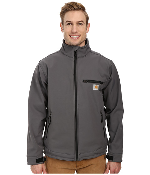 Carhartt - Crowley Jacket (Charcoal) Men's Jacket